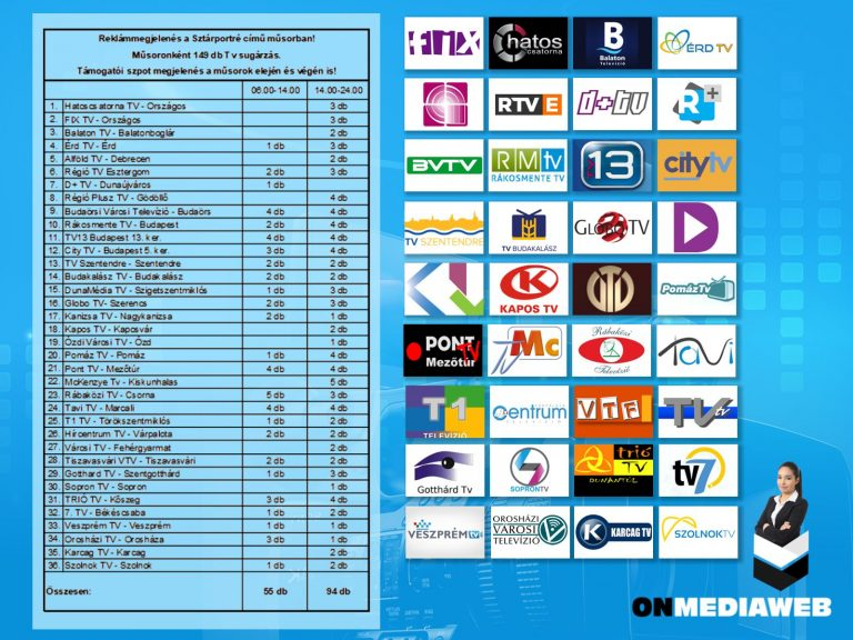 TV reklám